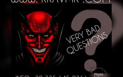 KRAV MAGA MILANO : VERY BAD QUESTIONS