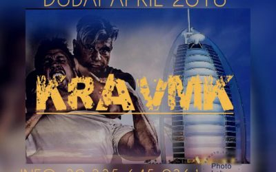 KRAV MAGA DUBAI APRIL 2018