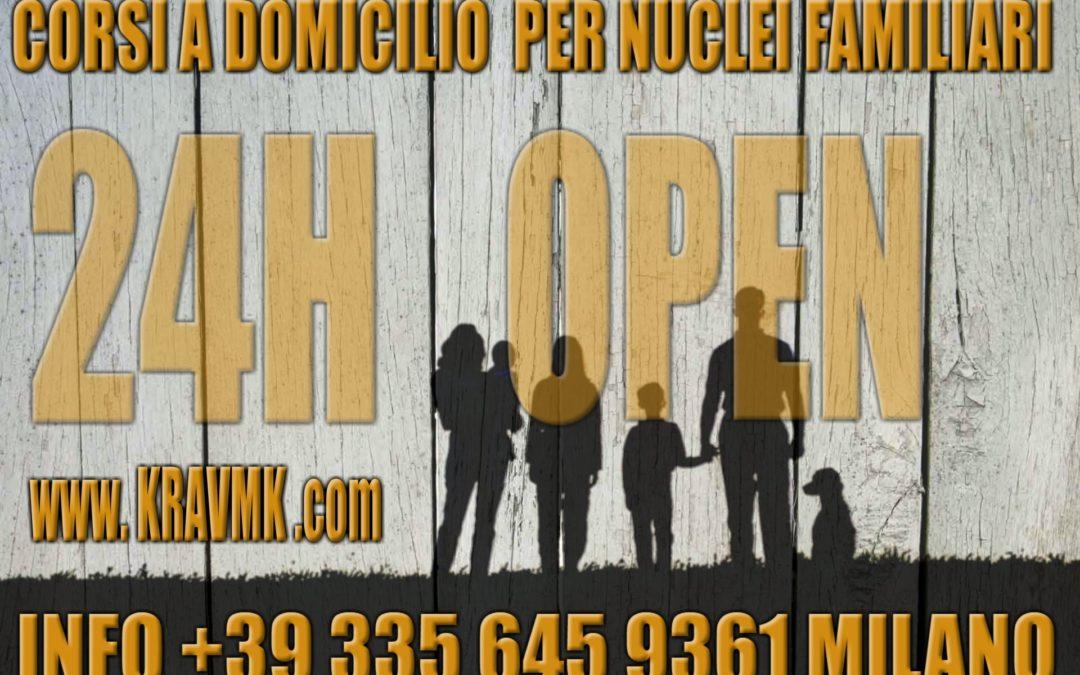 DIFESA PERSONALE LEZIONI A DOMICILIO 24H PER NUCLEI FAMILIARI  MILANO – JASON +39 335 645 9361