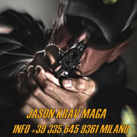 KRAV MAGA ARMA CORTA POLIGONO E FUOCHI D'ARTIFICIO – JASON +39 335 645 9361 MILANO 24H CORSI A DOMICILIO