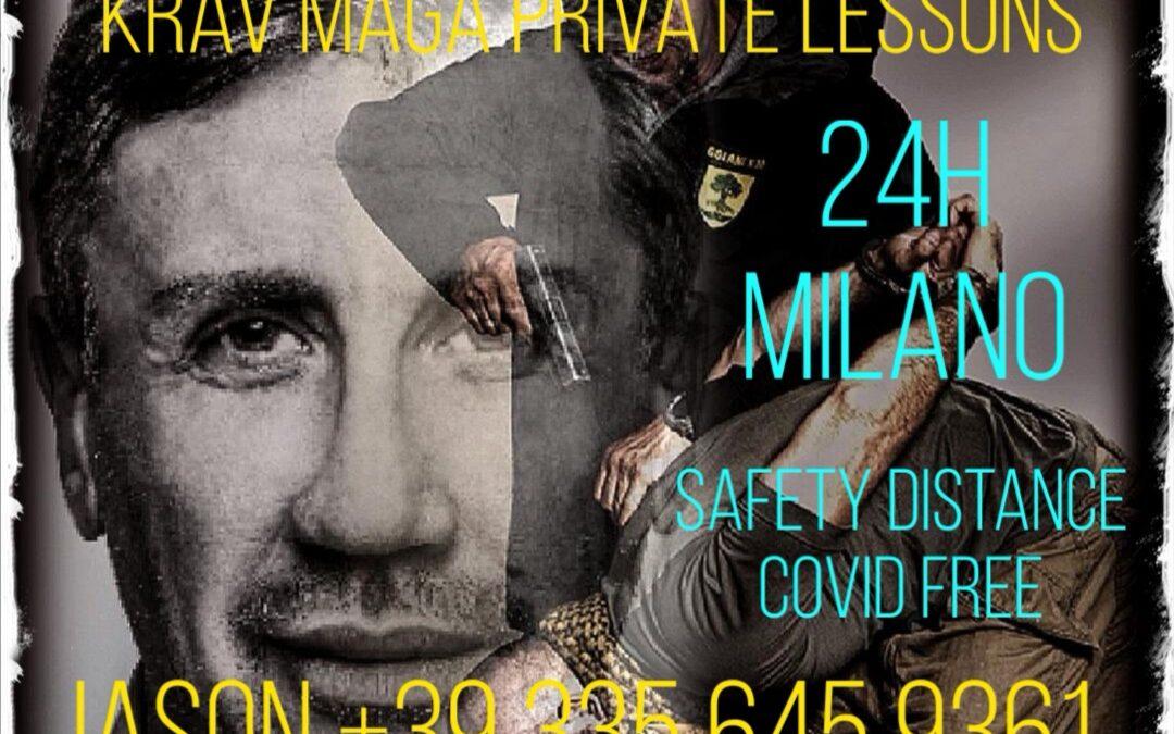 KRAV MAGA CORSI MİLANO FRE COVID 24H IN MASSIMA SICUREZZA – JASON +39 335 645 9361
